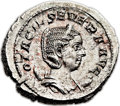 Ancients:Roman Imperial, Ancients: Otacilia Severa, wife of Philip I (Augusta AD 244-249).AR antoninianus (24mm, 5.50 gm, 12h). ...
