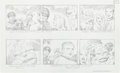 "Original Comic Art:Miscellaneous, Jack Kirby Fantastic Four ""A Monster Among Us"" StoryboardOriginal Art (DePatie-Freleng, 1978)...."