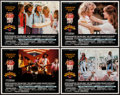 "Movie Posters:Rock and Roll, Sgt. Pepper's Lonely Hearts Club Band (Universal, 1978). Lobby CardSet of 4 (11"" X 14""). Rock and Roll.. ... (Total: 8 Items)"