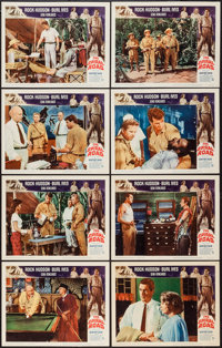 "The Spiral Road (Universal, 1962). Lobby Card Set of 8 (11"" X 14""). Adventure. ... (Total: 8 Items)"