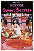 """Movie Posters:Adult, Sweet Secrets & Others Lot (Essex, 1977). One Sheets (3) (25"""" X 38"""", 25"""" X 41"""", & 27"""" X 41"""") & Programs (Multiple Pages, 8.5... (Total: 5 Items)"""