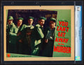 """Movie Posters:Crime, You Can't Get Away with Murder (Warner Brothers, 1939). CGC GradedLobby Card (11"""" X 14""""). Crime.. ..."""