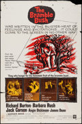"""Movie Posters:Drama, The Bramble Bush & Others Lot (Warner Brothers, 1960). One Sheet (27"""" X 41""""), & Belgian (2) (14"""" X 21.5""""). Drama.. ... (Total: 10 Items)"""