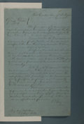 Books:Americana & American History, [Civil War]. Facsimile Reprint of Lee's General Order Number Nine.April 10, 1865. Measures 12.75 x 8 inches. Housed in a po...