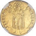 Italy:Florence, Italy: Florence. Republic (13th C.-1532) gold Fiorino d'oro1252-1421,...