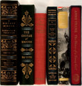 Books:Fine Press & Book Arts, [War-Related Titles]. Lot of Six Titles. [Various places,publishers, dates, editions]. Four are decorative press editions,... (Total: 6 Items)