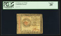 Colonial Notes:Continental Congress Issues, Continental Currency January 14, 1779 $4 PCGS Very Fine 20.. ...