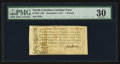 Colonial Notes:North Carolina, North Carolina December, 1771 £1 PMG Very Fine 30.. ...