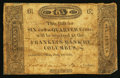 Obsoletes By State:Ohio, Columbus, OH- The Franklin Bank of Columbus 6-1/4¢ June 1, 1818Wolka 0863-02. ...