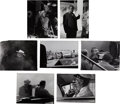 "Movie/TV Memorabilia:Photos, An Orson Welles Group of Black and White Photographs from ""Touch ofEvil.""..."
