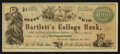 Obsoletes By State:Ohio, Cincinnati, OH- Bartlett's Commercial College $1,000 Sep. 1, 1864Wolka Unlisted. ...