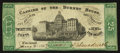 Obsoletes By State:Ohio, Cincinnati, OH- The Burnet House 25¢ Jan. 2, 1863 Wolka 0401-03....