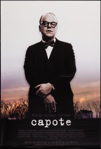 """Capote & Others Lot (Sony, 2005). Canadian One Sheet (27"""" X 39.75"""") SS Advance, International One Sheet (2..."""