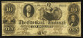 Obsoletes By State:Ohio, Cincinnati, OH- The City Bank of Cincinnati $10 May 1, 1854 G10aWolka 0423-01. ...