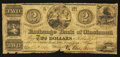 Obsoletes By State:Ohio, Cincinnati, OH- The Exchange Bank of Cincinnati / Otis Arnold &Co. $2 June 1, 1838 Wolka 0457-03. ...