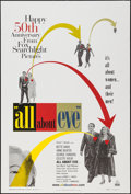 "Movie Posters:Academy Award Winners, All About Eve (20th Century Fox Searchlight, R-2000). One Sheet(26.75"" X 39.5"") DS. Academy Award Winners.. ..."