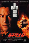 """Movie Posters:Action, Speed (20th Century Fox, 1994). One Sheets (2) (26.75"""" X 39.75"""") SS& DS, Regular & Advance. Action.. ... (Total: 2 Items)"""