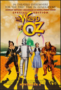 """Movie Posters:Fantasy, The Wizard of Oz (MGM, R-1998). One Sheet (27"""" X 40"""") DS Advance.Fantasy.. ..."""