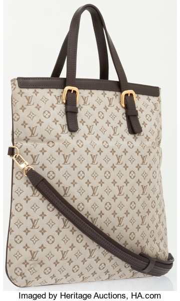 e7906b30626c Louis Vuitton Green Monogram Canvas Mini Lin Francoise