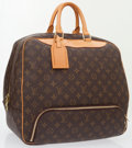 Luxury Accessories:Travel/Trunks, Louis Vuitton Classic Monogram Canvas Evasion Travel Bag. ...