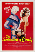 """Movie Posters:Adult, The Seduction of Cindy (International Film Industries, 1980). One Sheet (27"""" X 41""""). Adult.. ..."""