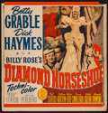 "Movie Posters:Musical, Diamond Horseshoe & Others Lot (20th Century Fox, 1945). Trimmed Window Cards (5) (14"" X 14.25"", 14"" X 15"", 14"" X 17"", 14"" X... (Total: 5 Items)"