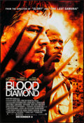 "Movie Posters:Adventure, Blood Diamond & Others Lot (Warner Brothers, 2006). One Sheets(3) (27"" X 40"" & 27"" X 41"") SS & DS, Regular & Advance.Adven... (Total: 3 Items)"