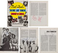 Music Memorabilia:Memorabilia, Dick Clark's The First 25 Years of Rock & Roll (GreenwichHouse, 1983). ...