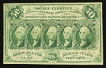 Fractional Currency:First Issue, Fr. 1312 50¢ First Issue Fine-Very Fine.. ...