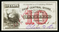 Obsoletes By State:Ohio, Corning, OH- Blair & Co. at the Ohio Central Store 10¢ June 1,1882 Wolka 0920-02. ...