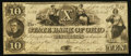 Obsoletes By State:Ohio, Dayton, OH- The State Bank of Ohio, Dayton Branch Counterfeit $10Sep. 1, 1849 C604; Wolka 1003-29 . ...