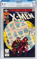 Modern Age (1980-Present):Superhero, X-Men #141 (Marvel, 1981) CGC NM- 9.2 Off-white to white pages....
