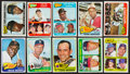 Baseball Cards:Sets, 1965 Topps Baseball High End Partial Set (244/598). ...