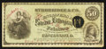 Obsoletes By State:Ohio, Cincinnati, OH- Strobridge & Co. Ad Note Wolka 0673-03. ...
