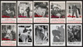 Non-Sport Cards:Lots, 1960's Topps & Leaf Non-Sports Collection (85) With PartialAddams Family Set. ...