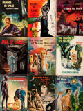 Books:Science Fiction & Fantasy, [Galaxy Science Fiction Novel]. Lot of Nine Titles. New York: Galaxy Publishing, [various dates]. Original wrappers. Some we... (Total: 9 Items)