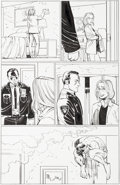 Original Comic Art:Panel Pages, John Romita Jr. and Klaus Janson Spider-Man #585 Page 5 Original Art (Marvel, 2009)....