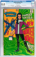 Silver Age (1956-1969):Superhero, Wonder Woman #178 (DC, 1968) CGC VF 8.0 Off-white pages....