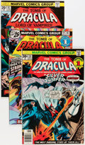 Bronze Age (1970-1979):Horror, Tomb of Dracula Group (Marvel, 1974-78) Condition: Average NM-....(Total: 22 Comic Books)