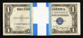 Small Size:Silver Certificates, Fr. 1608 $1 1935A Silver Certificates. Original Pack of 100. Crisp Uncirculated.. ... (Total: 100 notes)