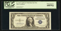 Small Size:Silver Certificates, Fr. 1617* $1 1935G With Motto Silver Certificate. PCGS Superb Gem New 68PPQ.. ...