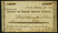 Obsoletes By State:Ohio, Hamilton, OH- The Hamilton and Rossville Hydraulic Company $5 Oct.18, 1842 Wolka 1243-01. ...