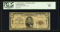 National Bank Notes:Alaska, Ketchikan, AK - $5 1929 Ty. 1 The First NB Ch. # 12578. ...