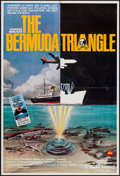 """Movie Posters:Science Fiction, The Bermuda Triangle & Other Lot (Sunn Classic, 1979). One Sheets (2) (27"""" X 40"""" & 27"""" X 41""""). Science Fiction.. ... (Total: 2 Items)"""