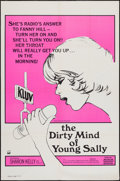 """Movie Posters:Adult, The Dirty Mind of Young Sally (Boxoffice International Pictures, 1970). One Sheet (28"""" X 42""""). Adult.. ..."""