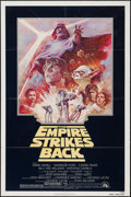 """Movie Posters:Science Fiction, The Empire Strikes Back (20th Century Fox, R-1981). One Sheet (27""""X 41""""). Science Fiction.. ..."""