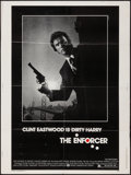 "Movie Posters:Crime, The Enforcer (Warner Brothers, 1977). Poster (30"" X 40""). Crime....."