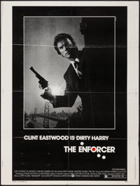 "The Enforcer (Warner Brothers, 1977). Poster (30"" X 40""). Crime"