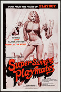 "Movie Posters:Sexploitation, Inside Amy & Other Lot (Marden, R-1970s). One Sheets (2) (27"" X41"") Re-Release Title: Super Swinging Playmates.... (Total:2 Items)"