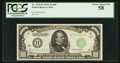 Small Size:Federal Reserve Notes, Fr. 2212-H $1,000 1934A Federal Reserve Note. PCGS Choice About New 58.. ...